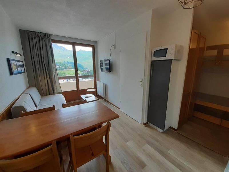 Location au ski Appartement 2 pièces 5 personnes (119) - Résidence les Drus - La Plagne - Appartement