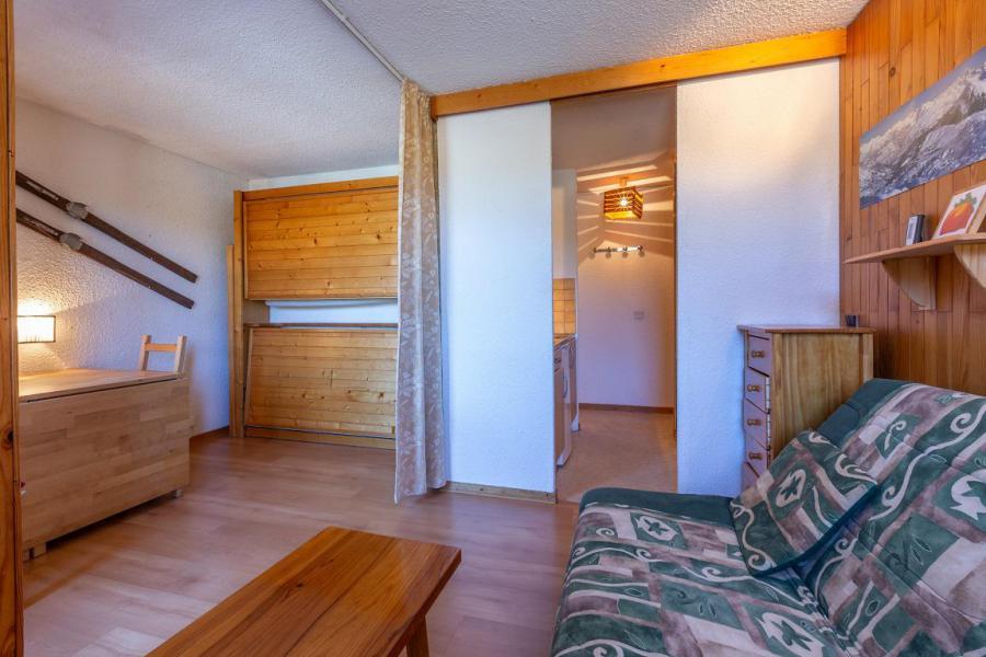 Location au ski Studio 3 personnes (D29) - Résidence les Gentianes - La Plagne - Appartement
