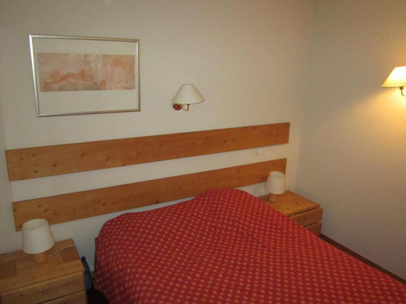 Location au ski Appartement 3 pièces 6 personnes (537) - Résidence les Glaciers - La Plagne - Chambre