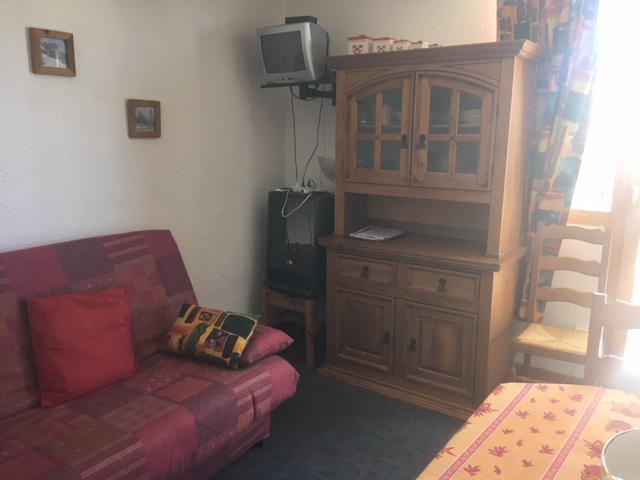 Location au ski Studio 3 personnes (166) - Résidence les Hameaux I - La Plagne