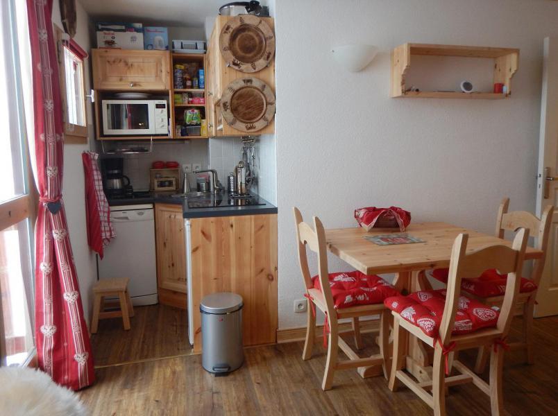 Location au ski Studio 3 personnes (255) - Résidence les Hameaux I - La Plagne