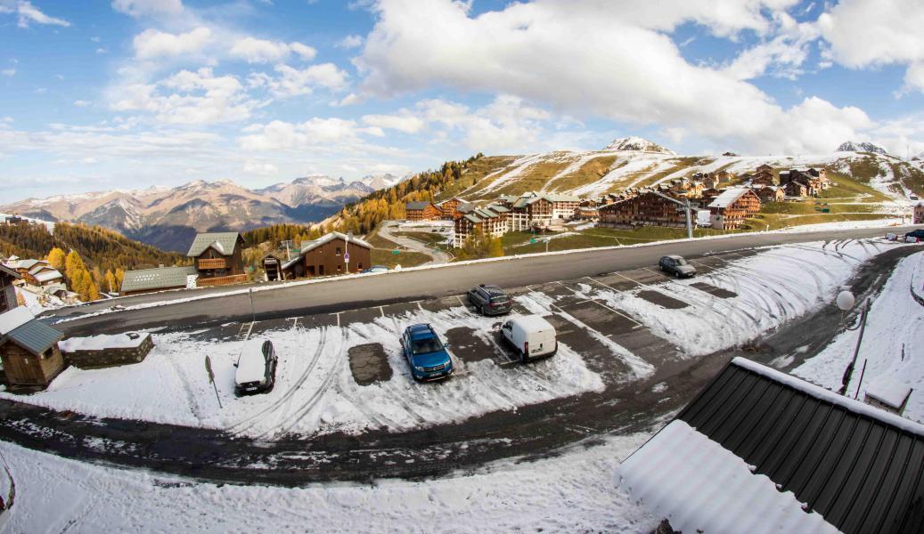Ski verhuur Studio 3 personen (255) - Résidence les Hameaux I - La Plagne