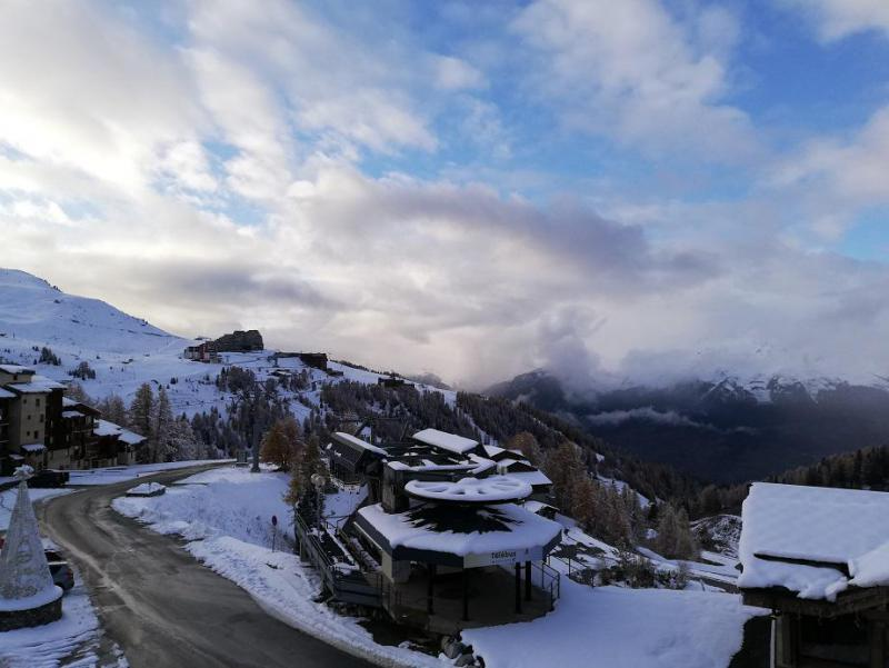Ski verhuur Studio 4 personen (268) - Résidence les Hameaux I - La Plagne
