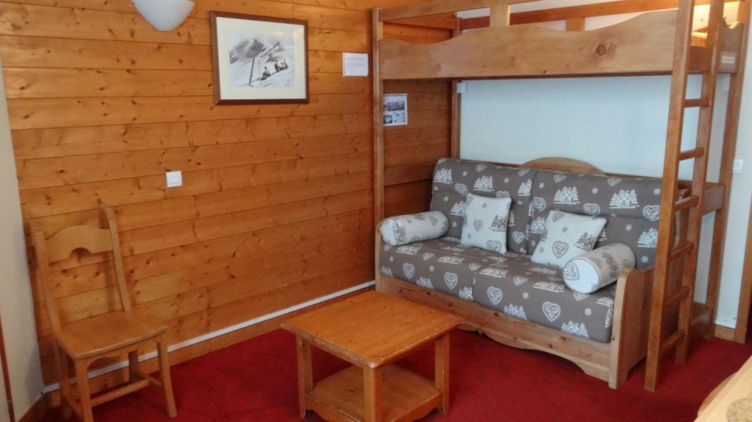 Location au ski Studio 3 personnes (213) - Résidence les Hameaux I - La Plagne