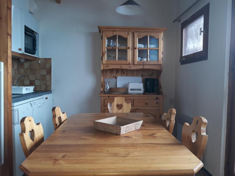 Ski verhuur Appartement 3 kamers 6 personen (438) - Résidence les Hameaux I - La Plagne - Appartementen