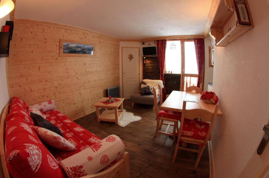 Ski verhuur Studio 3 personen (255) - Résidence les Hameaux I - La Plagne - Appartementen