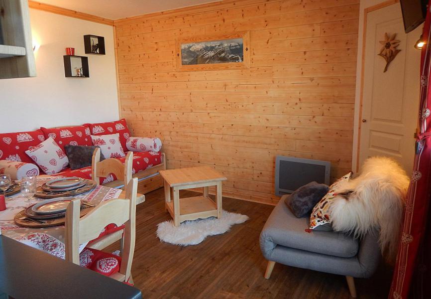 Location au ski Studio 3 personnes (255) - Résidence les Hameaux I - La Plagne - Appartement