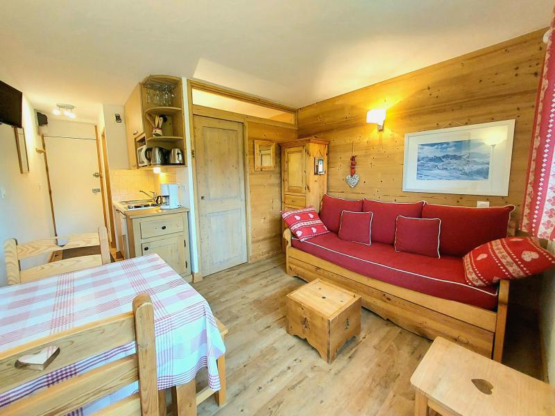Location au ski Studio 4 personnes (214) - Résidence les Hameaux II - La Plagne