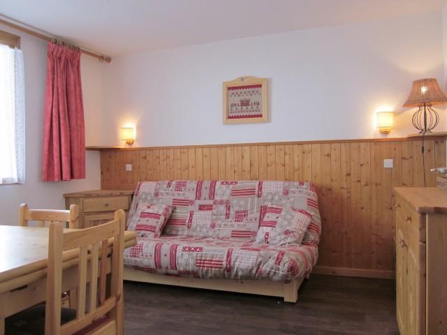 Location au ski Appartement 2 pièces 5 personnes (24) - Résidence les Hameaux II - La Plagne - Appartement