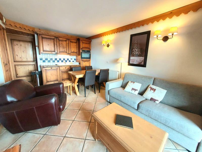 Location au ski Appartement 3 pièces 6 personnes (A38) - Résidence les Hauts Bois - La Plagne