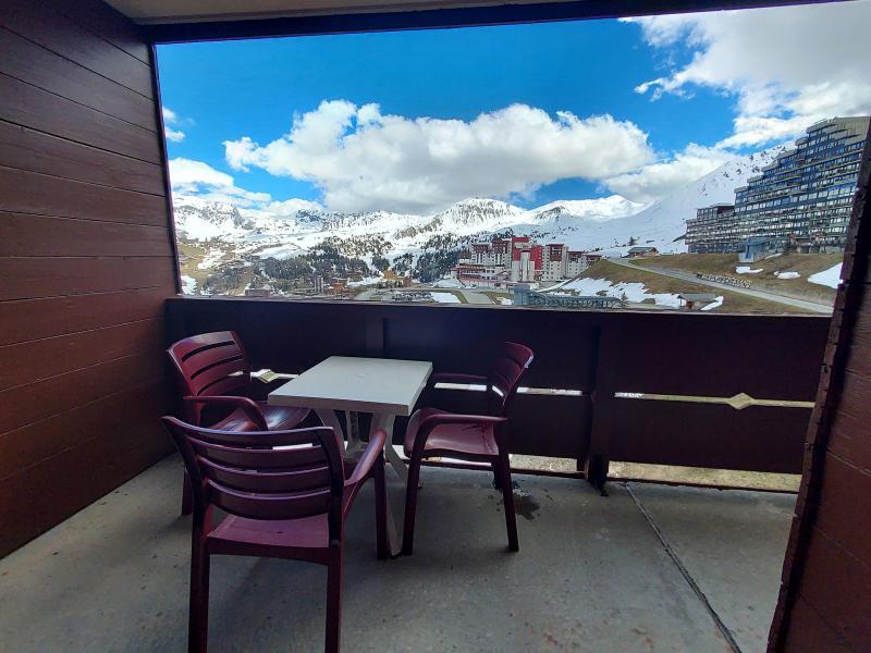 Vacances en montagne Appartement 3 pièces 6 personnes (A38) - Résidence les Hauts Bois - La Plagne - Extérieur hiver