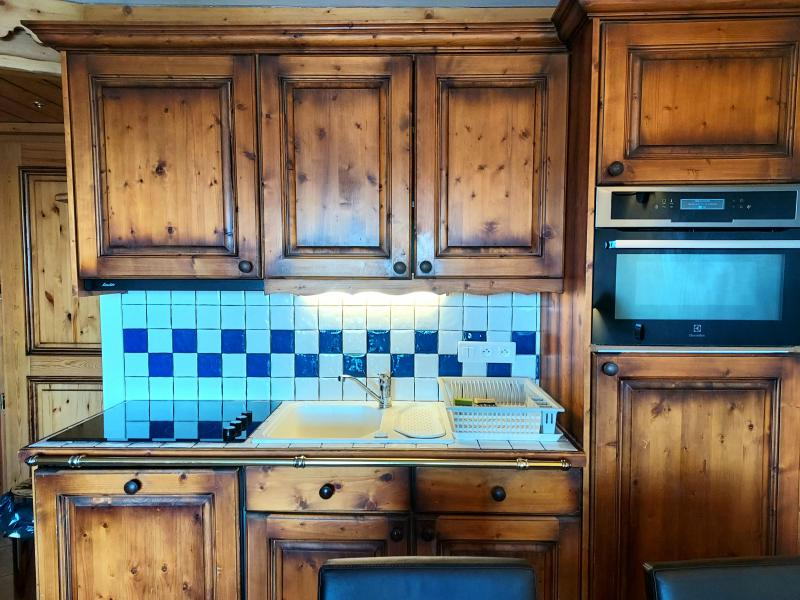 Location au ski Appartement 3 pièces 6 personnes (A38) - Résidence les Hauts Bois - La Plagne - Cuisine
