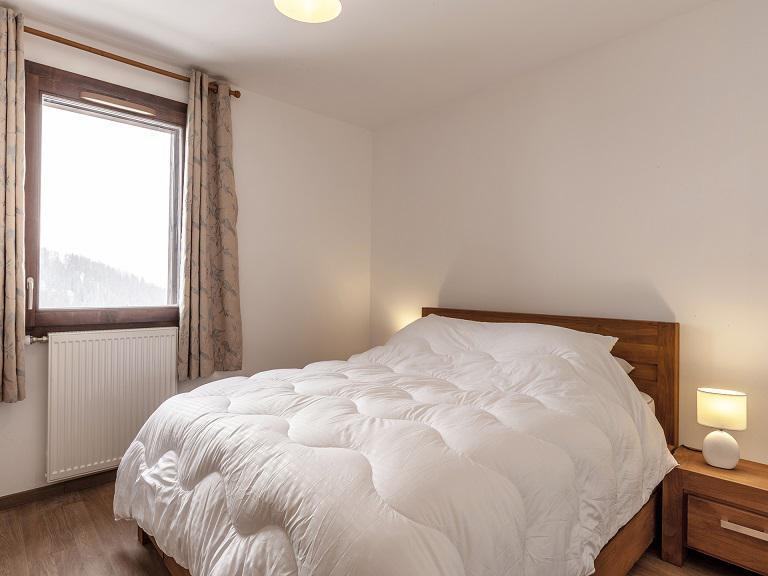 Location au ski Appartement 3 pièces 6 personnes (A507) - Résidence Lodges 1970 - La Plagne