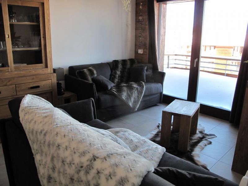 Location au ski Appartement 2 pièces 5 personnes (B605) - Résidence Lodges 1970 - La Plagne