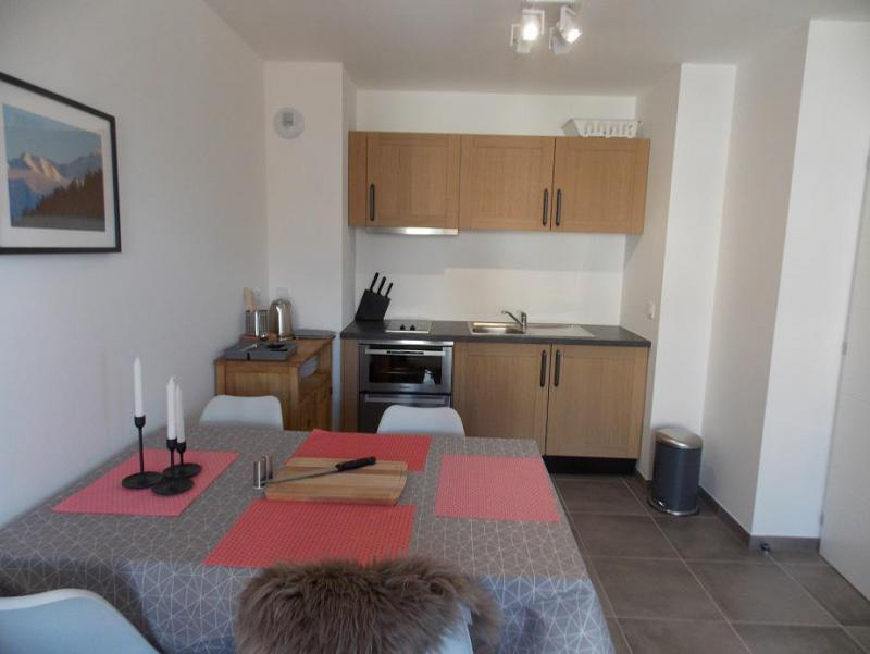 Location au ski Appartement 2 pièces 4 personnes (A401) - Résidence Lodges 1970 - La Plagne