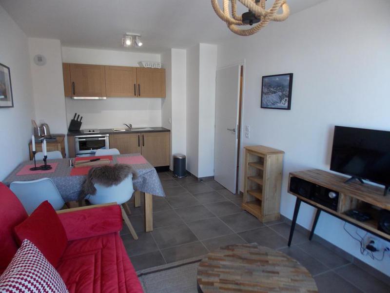 Location au ski Appartement 2 pièces 4 personnes (A401) - Résidence Lodges 1970 - La Plagne - Appartement