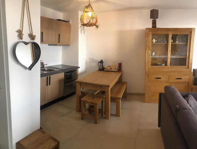 Location au ski Appartement 2 pièces 5 personnes (B605) - Résidence Lodges 1970 - La Plagne - Appartement