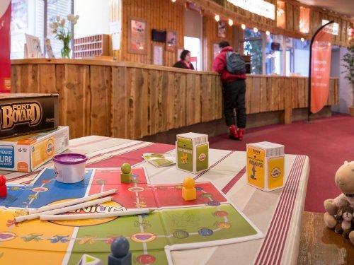 Location au ski Résidence Maeva Bellecôte - La Plagne - Réception