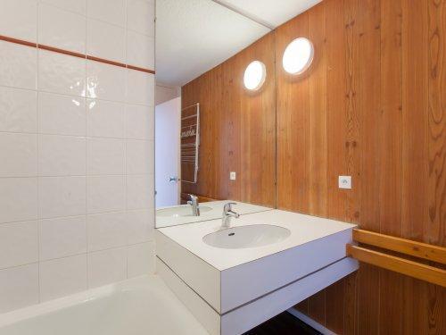Location au ski Résidence Maeva Bellecôte - La Plagne - Salle de bains