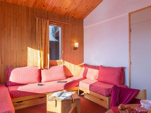 Location au ski Résidence Maeva Emeraude - La Plagne - Banquette-lit