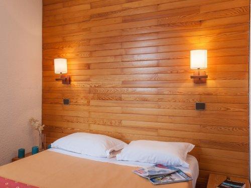 Location au ski Résidence Maeva Emeraude - La Plagne - Chambre