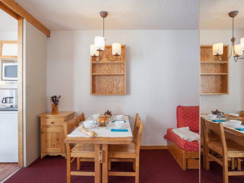 Location au ski Résidence Maeva Emeraude - La Plagne - Salle à manger