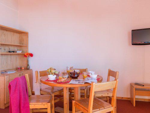 Location au ski Résidence Maeva Emeraude - La Plagne - Table