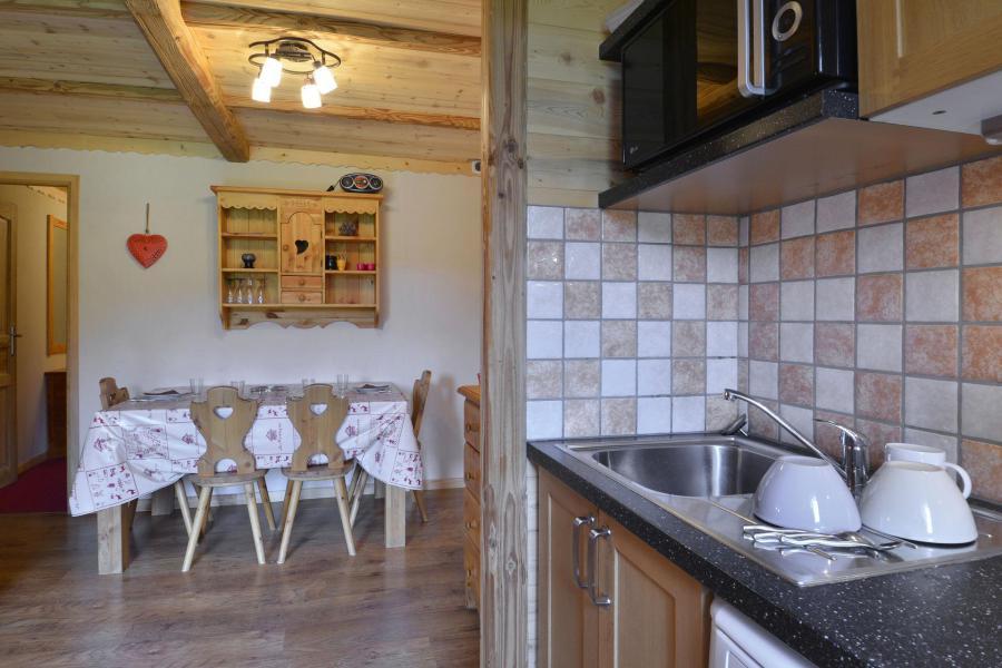 Location au ski Studio coin montagne 4 personnes (03) - Résidence Onyx - La Plagne