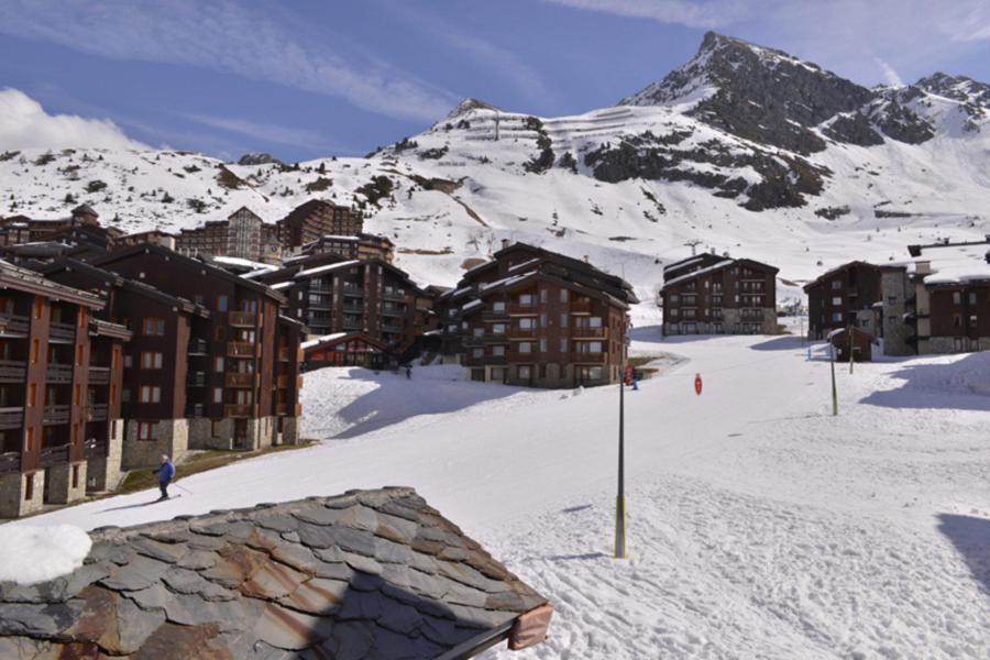 Location au ski Appartement 2 pièces coin montagne 5 personnes (109) - Résidence Onyx - La Plagne