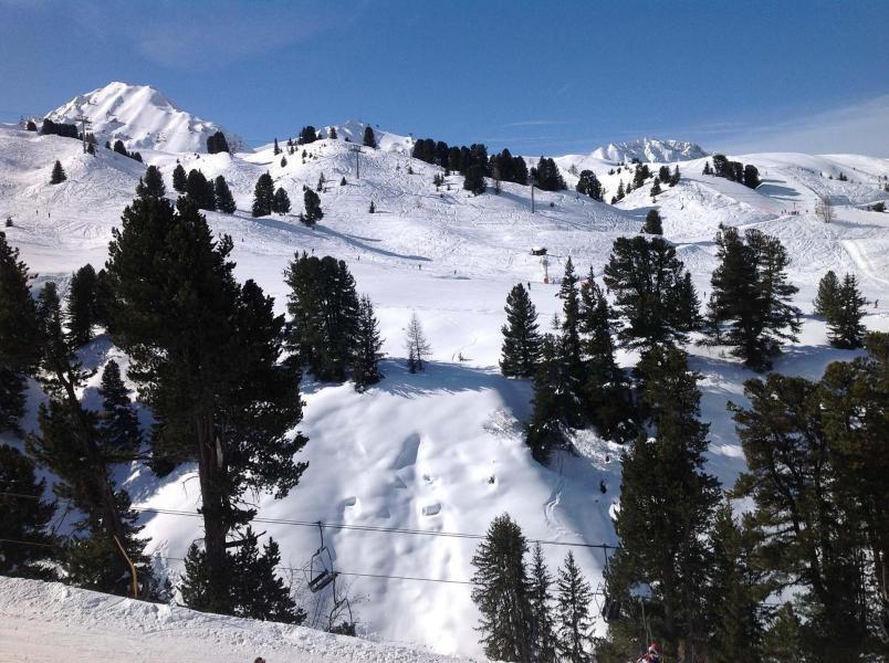 Location au ski Studio 4 personnes (513) - Résidence Onyx - La Plagne