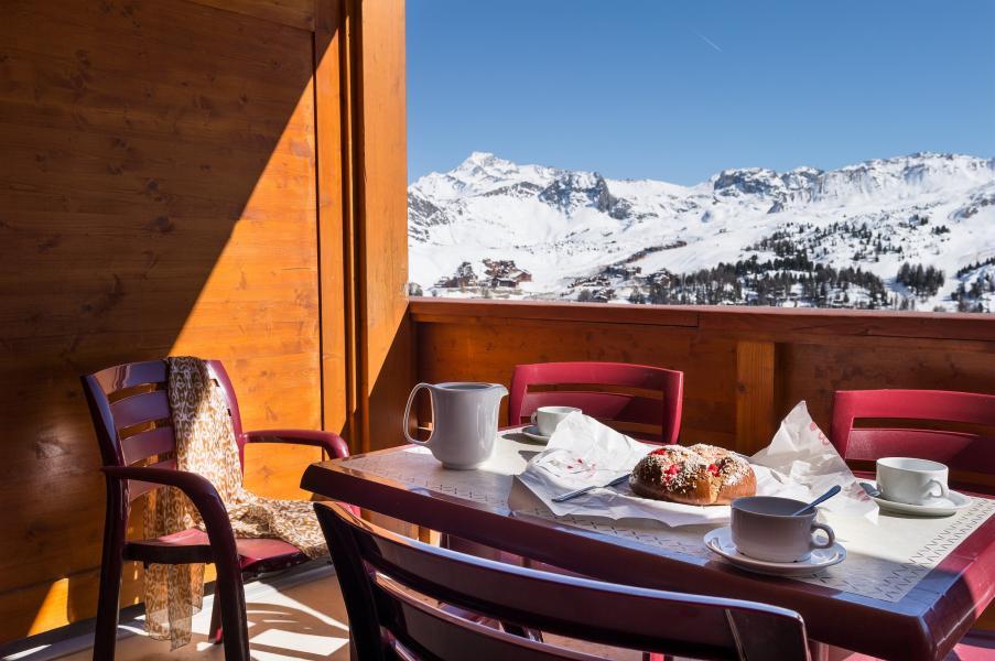 Alquiler al esquí Résidence P&V Premium les Hauts Bois - La Plagne - Invierno