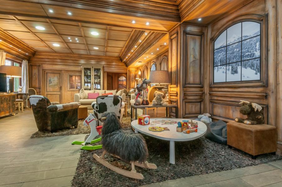 Alquiler al esquí Résidence P&V Premium les Hauts Bois - La Plagne - Interior