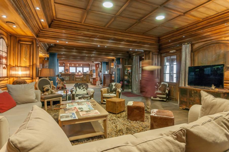 Alquiler al esquí Résidence P&V Premium les Hauts Bois - La Plagne - Recepción