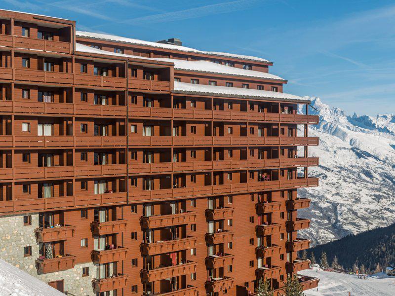 Location au ski Résidence P&V Premium les Hauts Bois - La Plagne