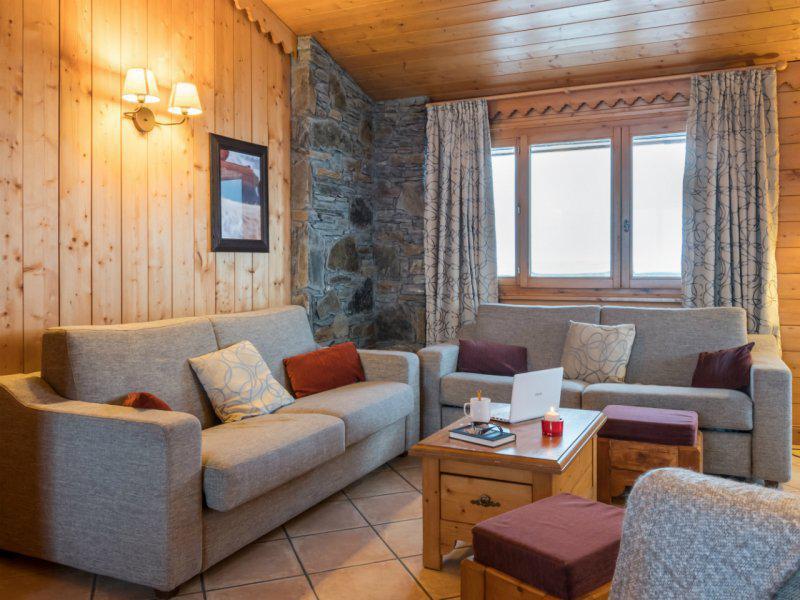 Location au ski Appartement 4 pièces 8 personnes (Exception) - Résidence P&V Premium les Hauts Bois - La Plagne