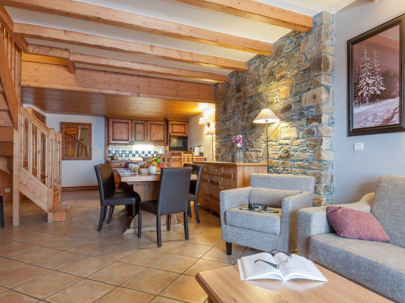 Location au ski Appartement 4 pièces 8 personnes (Espace) - Résidence P&V Premium les Hauts Bois - La Plagne