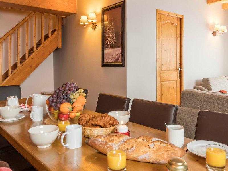 Location au ski Appartement duplex 5 pièces 8-10 personnes - Résidence P&V Premium les Hauts Bois - La Plagne