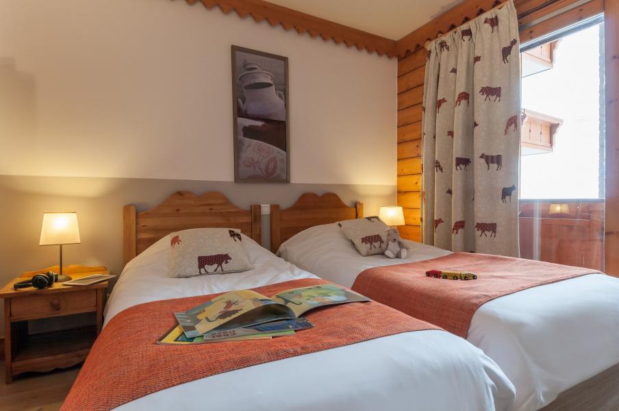 Alquiler al esquí Résidence P&V Premium les Hauts Bois - La Plagne - Cama individual