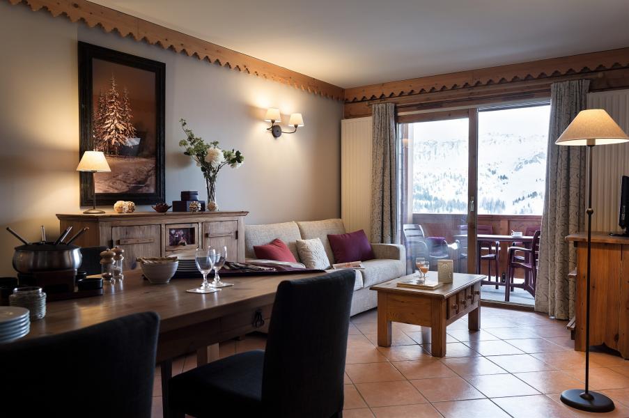 Alquiler al esquí Résidence P&V Premium les Hauts Bois - La Plagne - Estancia