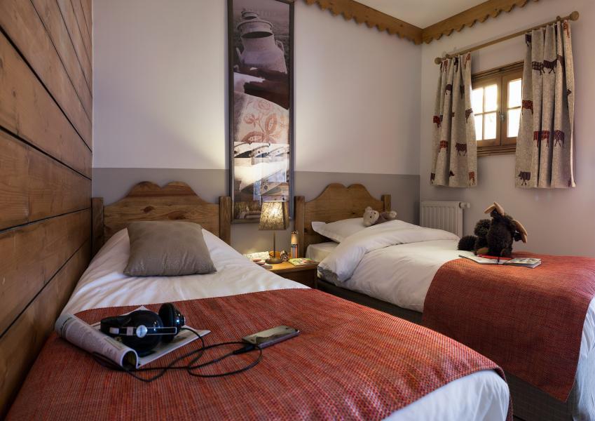 Alquiler al esquí Résidence P&V Premium les Hauts Bois - La Plagne - Habitación