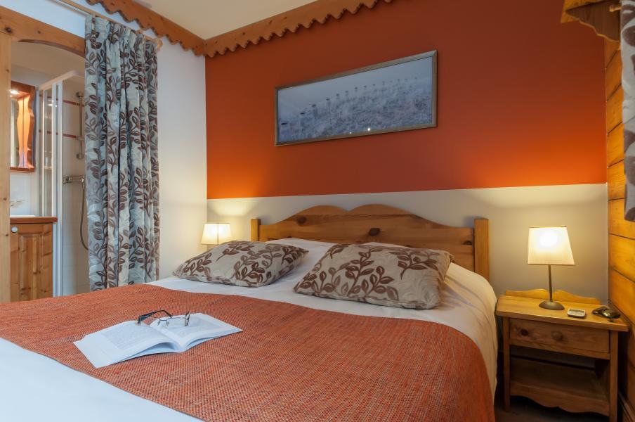 Location au ski Résidence P&V Premium les Hauts Bois - La Plagne - Lit double