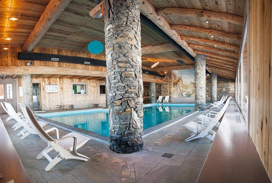 Alquiler al esquí Résidence P&V Premium les Hauts Bois - La Plagne