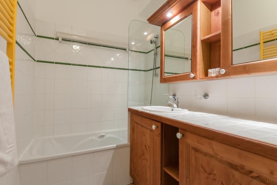 Location au ski Résidence P&V Premium les Hauts Bois - La Plagne - Salle de bains