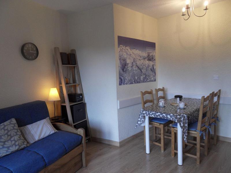 Аренда на лыжном курорте Апартаменты 2 комнат 5 чел. (206) - Résidence Pégase - La Plagne