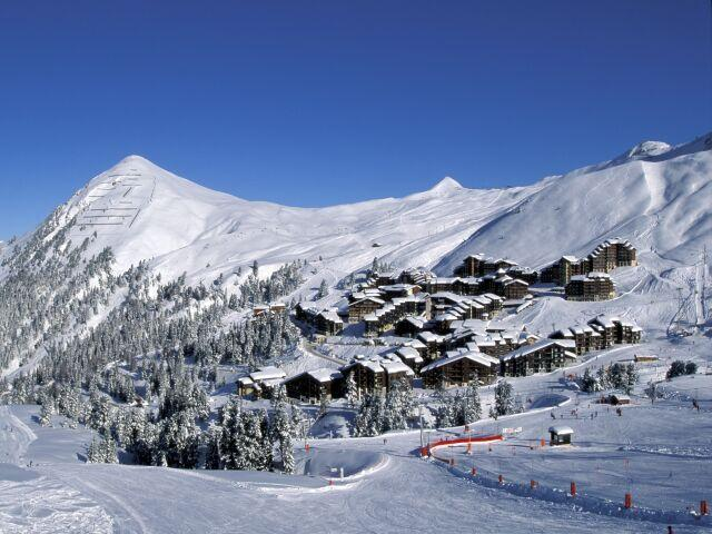 Location au ski Studio 4 personnes (526) - Résidence Pierre de Soleil - La Plagne