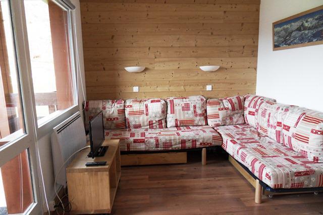 Location au ski Studio coin montagne 4 personnes (328) - Résidence Pierre de Soleil - La Plagne