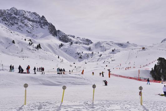 Location au ski Résidence Pierre de Soleil - La Plagne