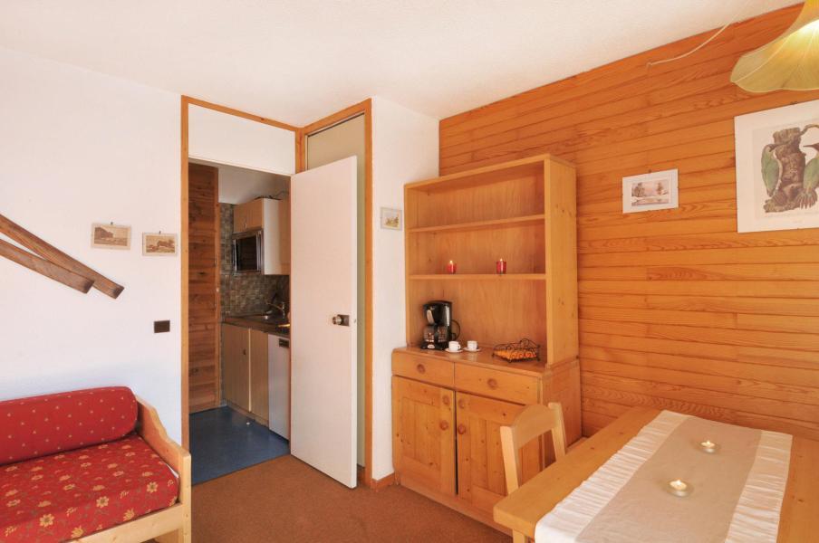 Location au ski Studio 2 personnes (023) - Résidence Pierre de Soleil - La Plagne