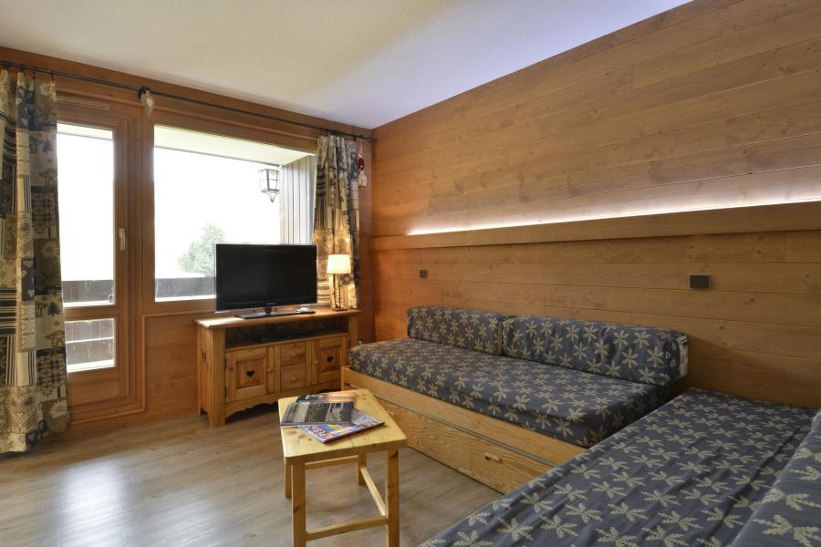 Ski verhuur Appartement 2 kamers 5 personen (233) - Résidence Pierre de Soleil - La Plagne