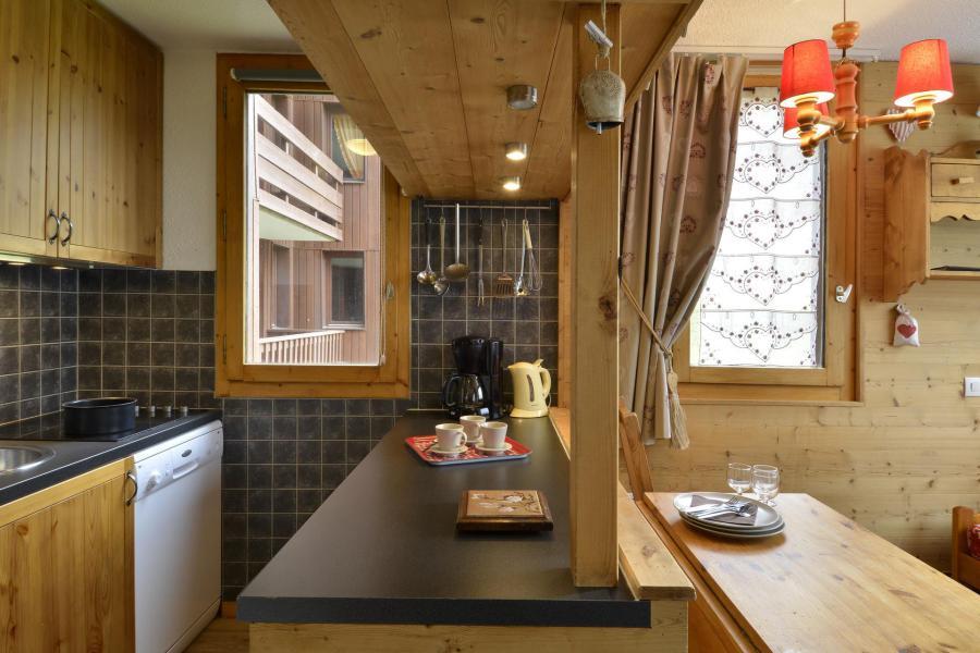Location au ski Appartement 2 pièces 6 personnes (225) - Résidence Pierre de Soleil - La Plagne - Appartement